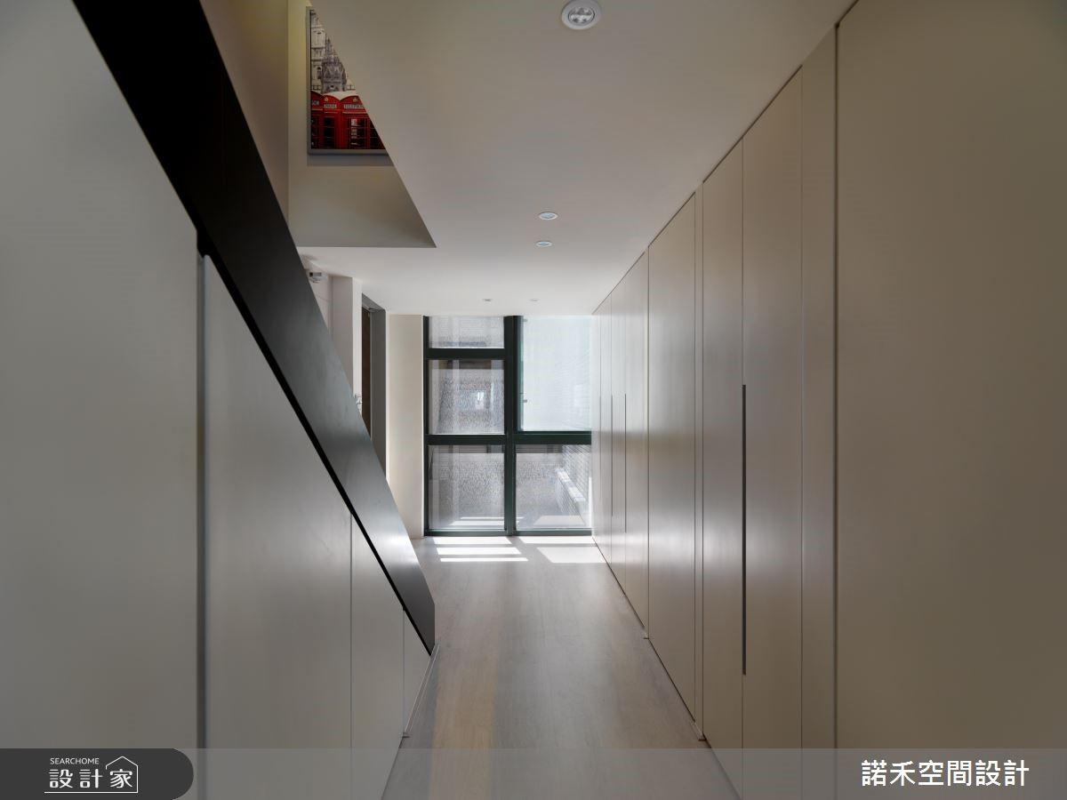 夫妻之间的相处之道_知名博主的家!跃层二手屋改造现代新婚宅-MyHome设计家