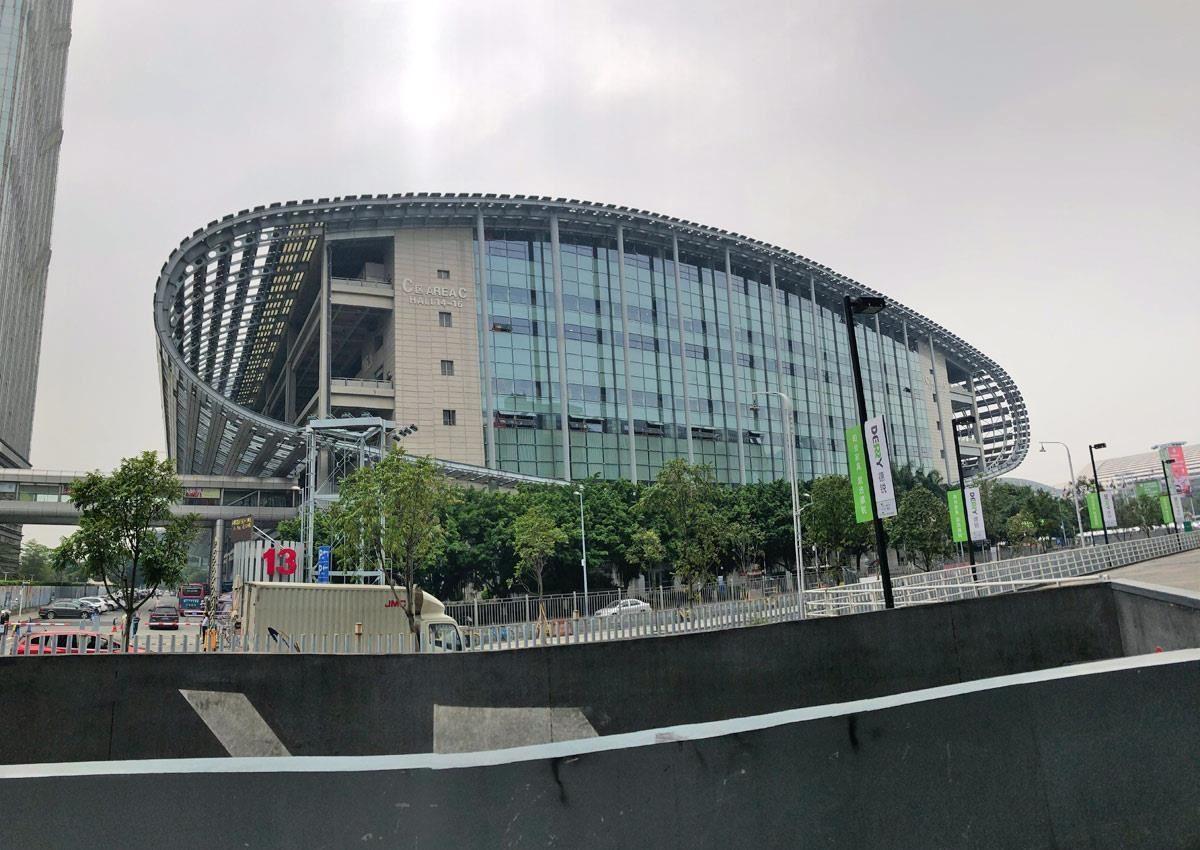 广州CIFF广州中国家博会,正在广州琶州盛大举办,集结4大展厅4300个品牌盛大展开。