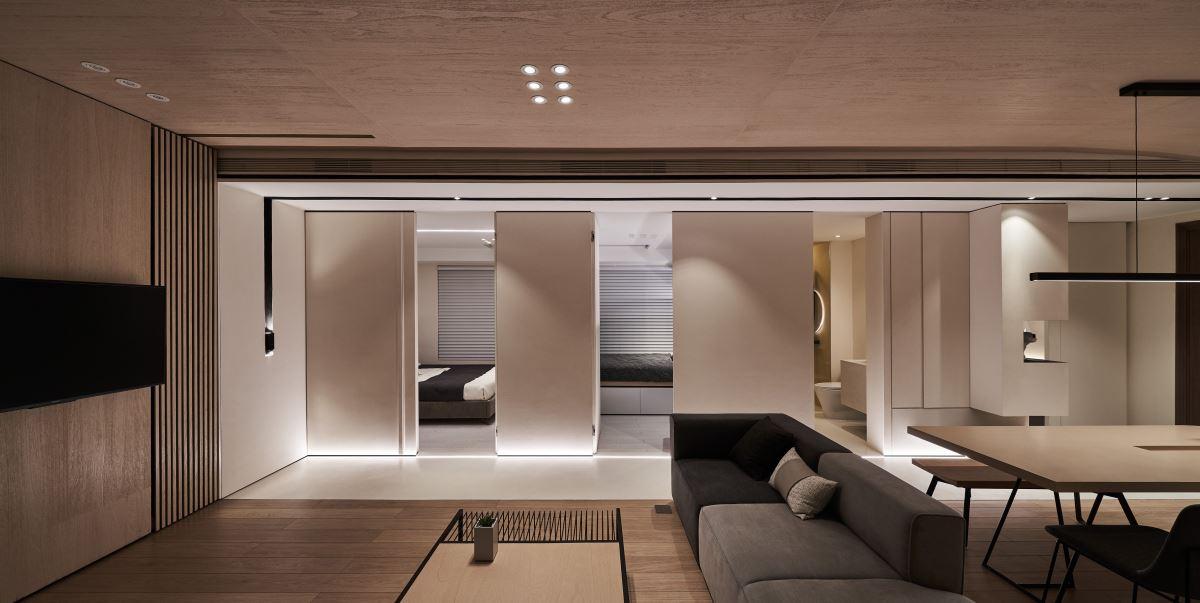 2020样板房金奖得主:虫点子室内装修设计郑明辉【一种居住的想象】