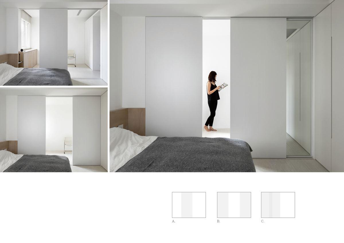 2020居住空间小户型金奖得主:Studio In2深活生活设计俞文浩、孙伟旻【MM Apartment】