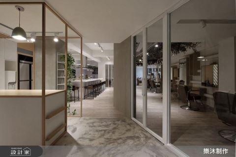 北欧风美发店+烘焙屋  复合式空间美到令人流连忘返 乐沐制作空间设计 陈圣元