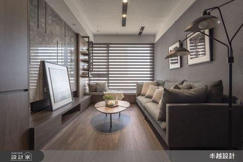 放松身心的温暖小窝 内敛沉稳的阳光木质宅 丰越室内设计 游清俊