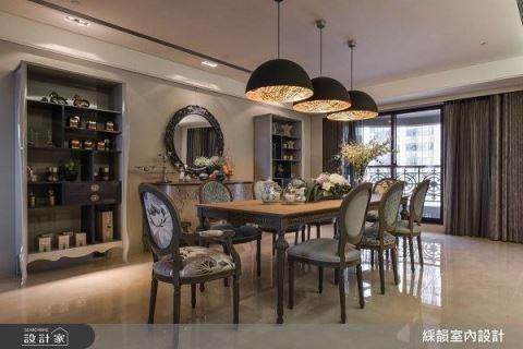 330平米轻奢华家居   看见欧式新古典之美 彩韵室内设计 吴金凤、范志圣