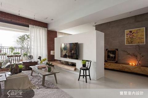 165平米现代家居  精辟巧思成就多重风情 丰聚室内装修设计公司 黄翊峯、李羽芝