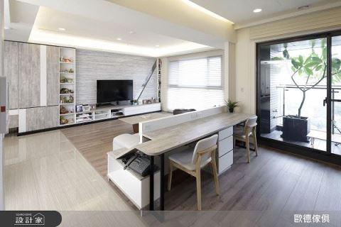 系统板材围塑生活  打造明亮现代家居 台湾欧德家具股份有限公司 欧德设计团队