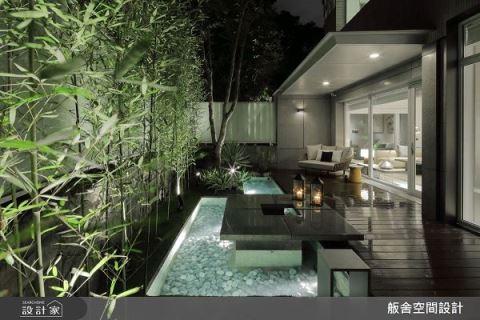 """高大上豪宅关键在""""庭院""""! 舨舍空间设计 颜善松"""