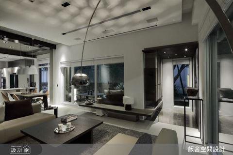 采光差没救?他把家变成时尚豪宅 舨舍空间设计 颜善松
