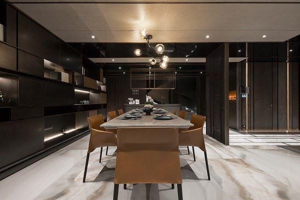 上海豪宅设计师 五星级高端办公室也难不倒他 惹雅国际设计 张凯