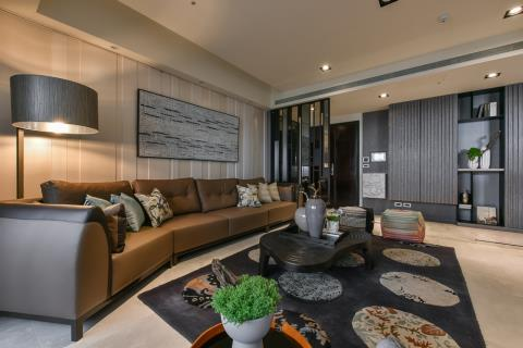 台式风三房两厅 全家舒适入住 品桢空间设计 陈膺信