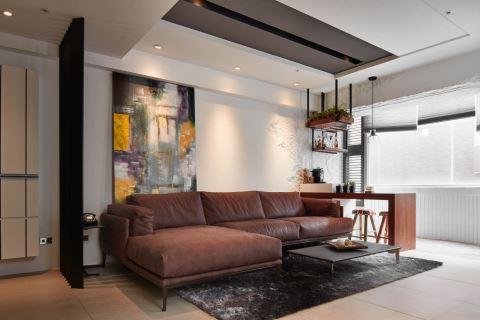 愈粗犷愈精致  单身公寓装修记 浩室空间设计 邱炫达