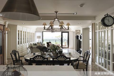 五大设计诀窍,打造轻奢古典居家