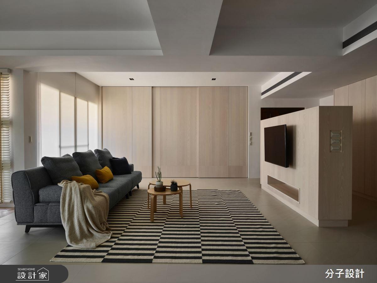 用木质调替老屋换装,重拾净、透、亮的温感容颜!