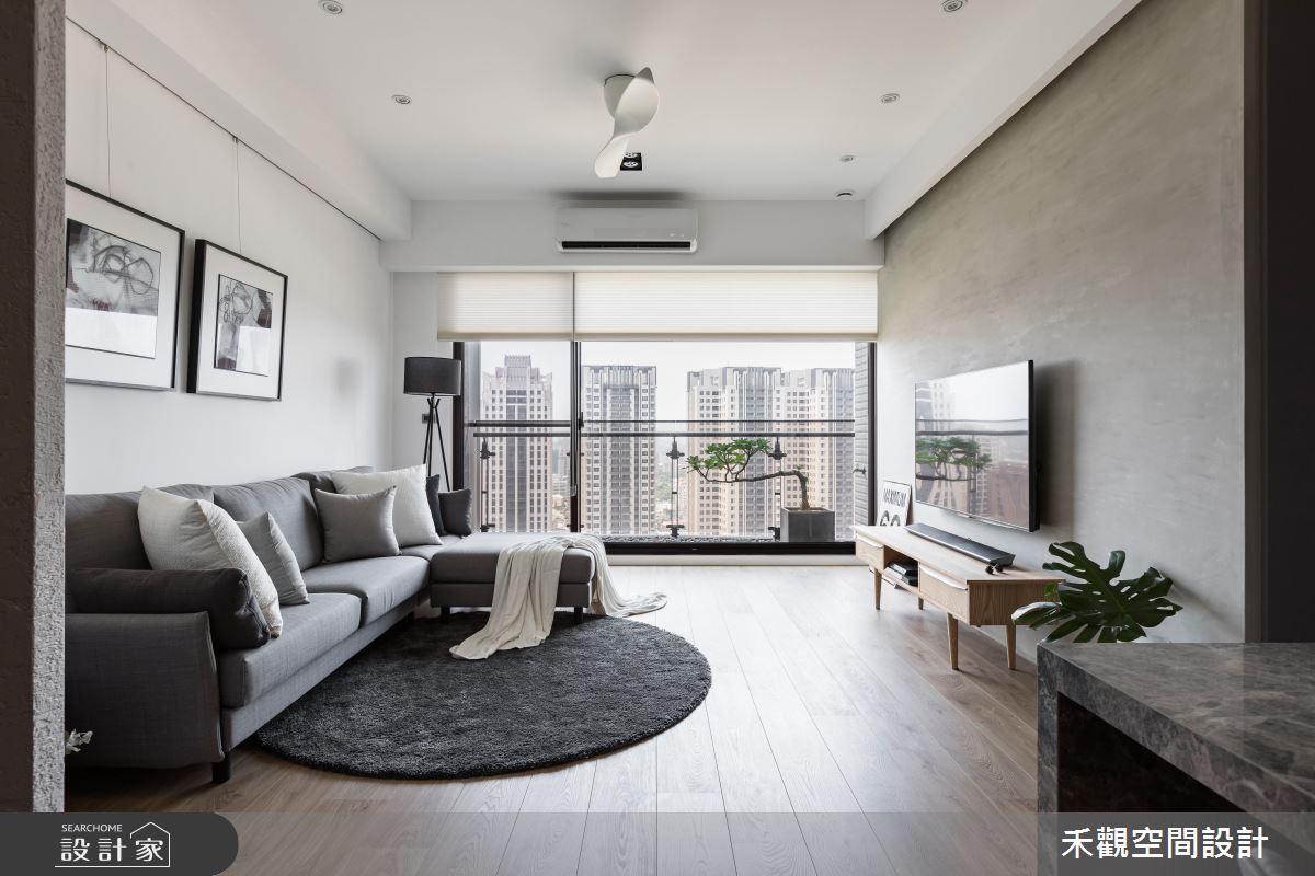 善用家具及色彩,有限预算也打造清新风格