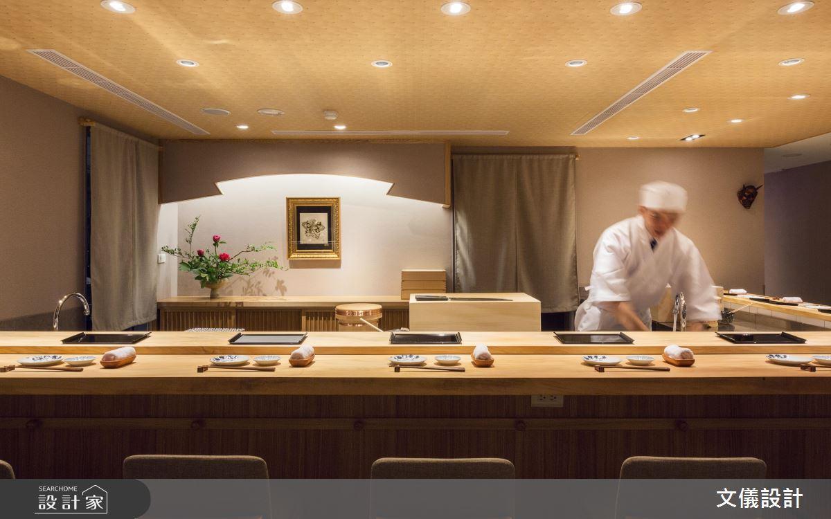 寿司职人的店!走进二手房空间,感受浓浓日式禅风