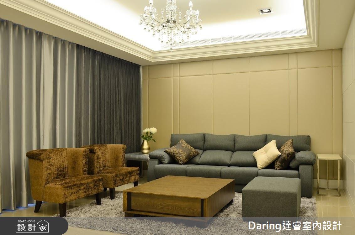 家化身时尚精品,雅致的新古典居宅