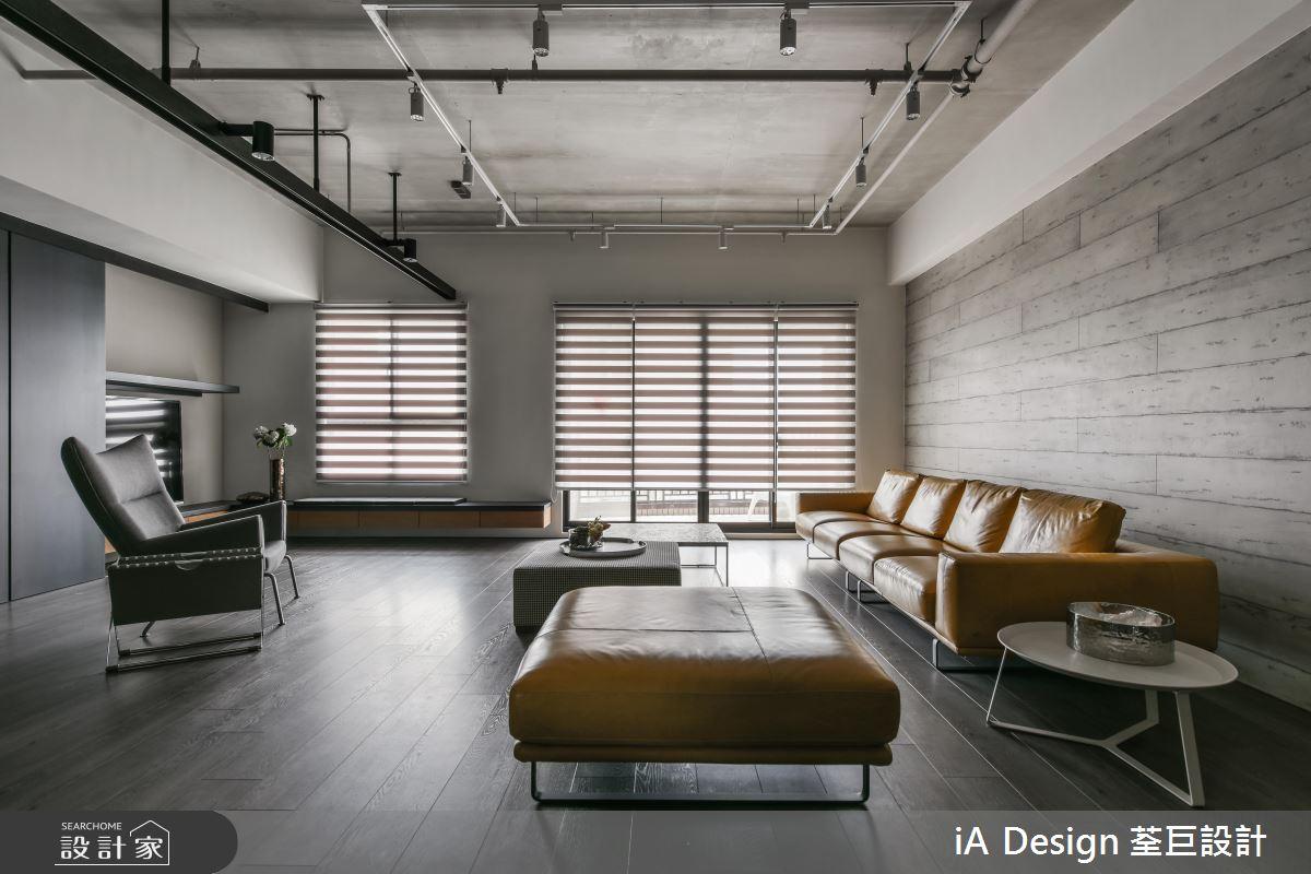一点留白,採光满分,看见简约风质居的设计美学