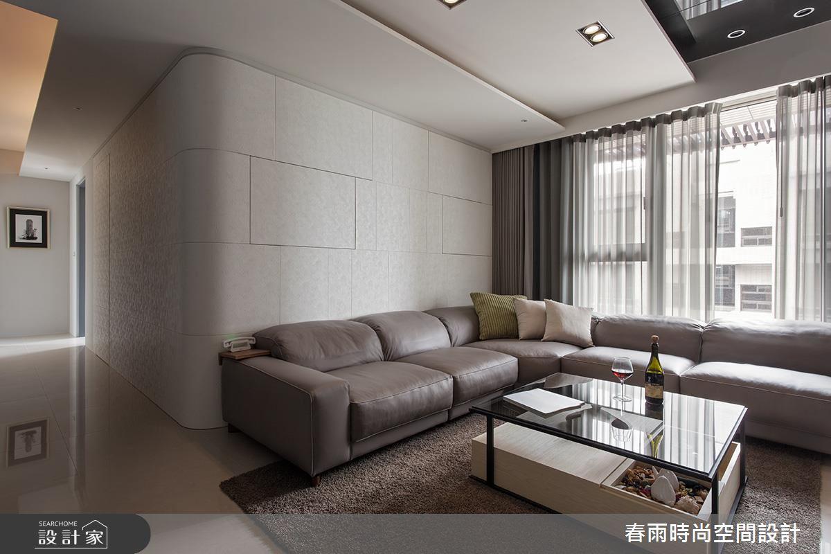 好机能、高质感现代风!一家三口的完美住宅圆梦计画