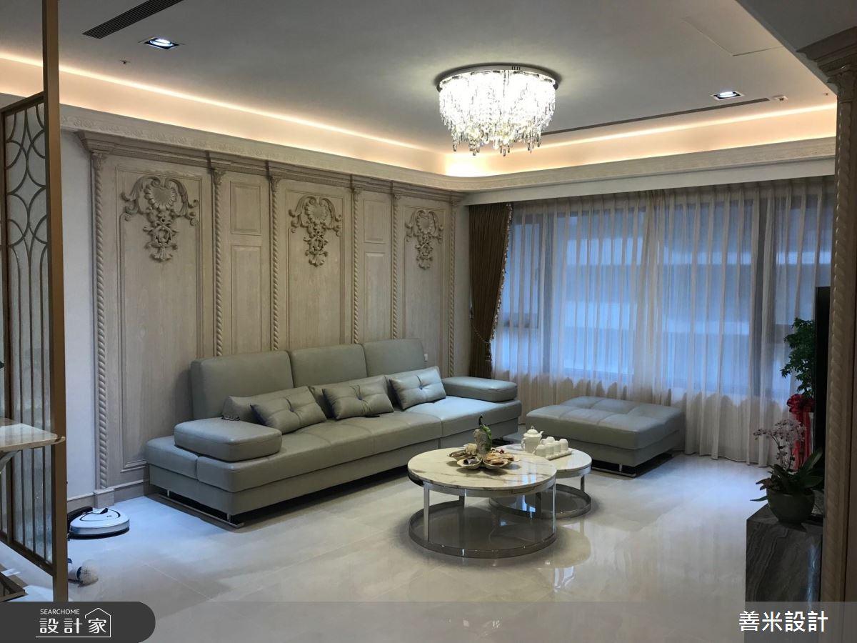欧风古典与时尚现代!多元混搭打造我们的理想美宅