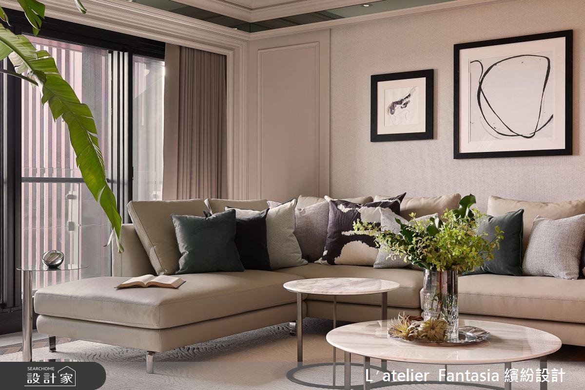优雅又时髦!跳脱奢华框架的小清新古典风格