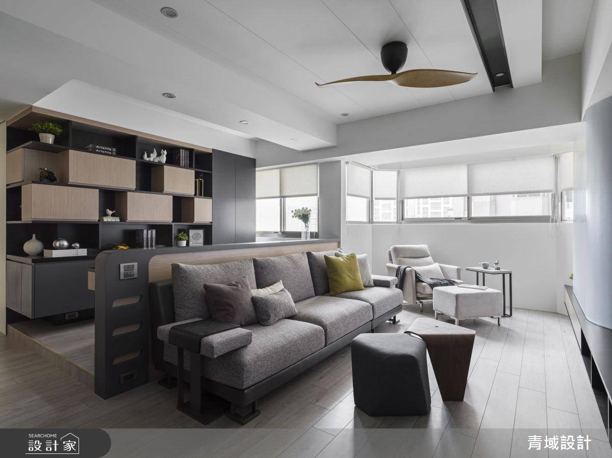 海量收纳,老屋翻新重生美型现代宅