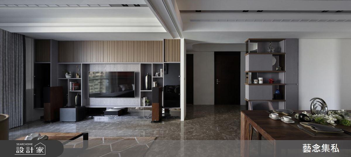 不惑男子的视听基地,4间风格房也是专宠家人的度假宅!