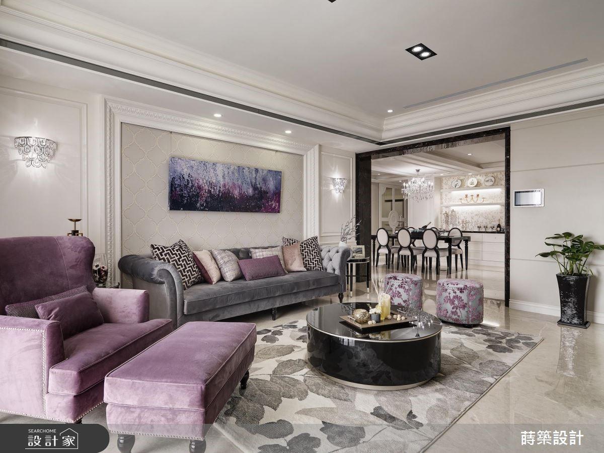 卧房跟客厅一样大再加更衣室!妳最爱的欧式古典单身宅