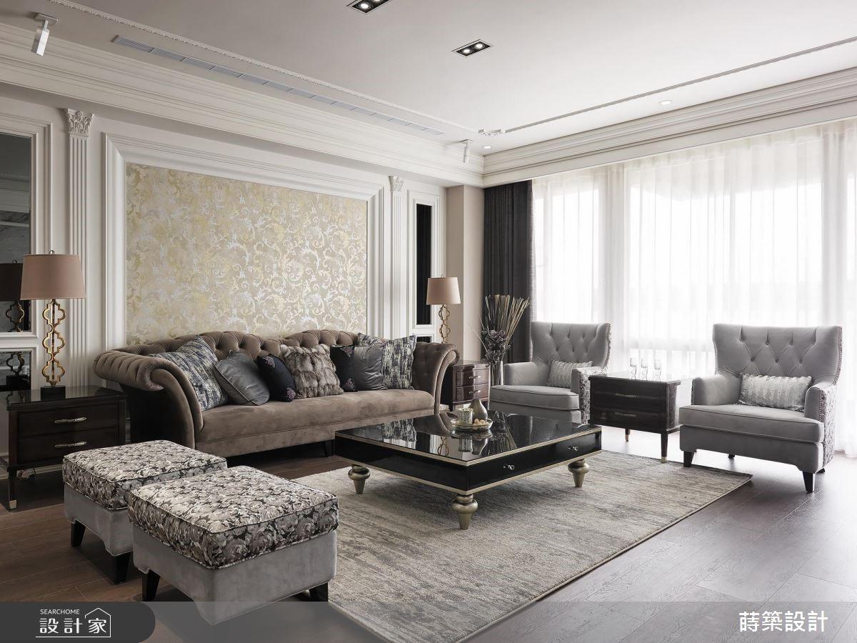 优雅无极限!品味与质量兼具的欧式古典大宅