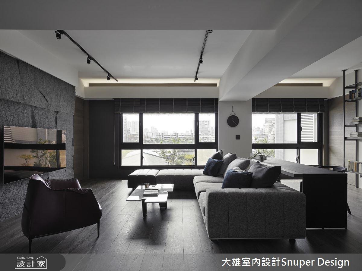 创造空间的无限景深 二手房翻转为品味私宅