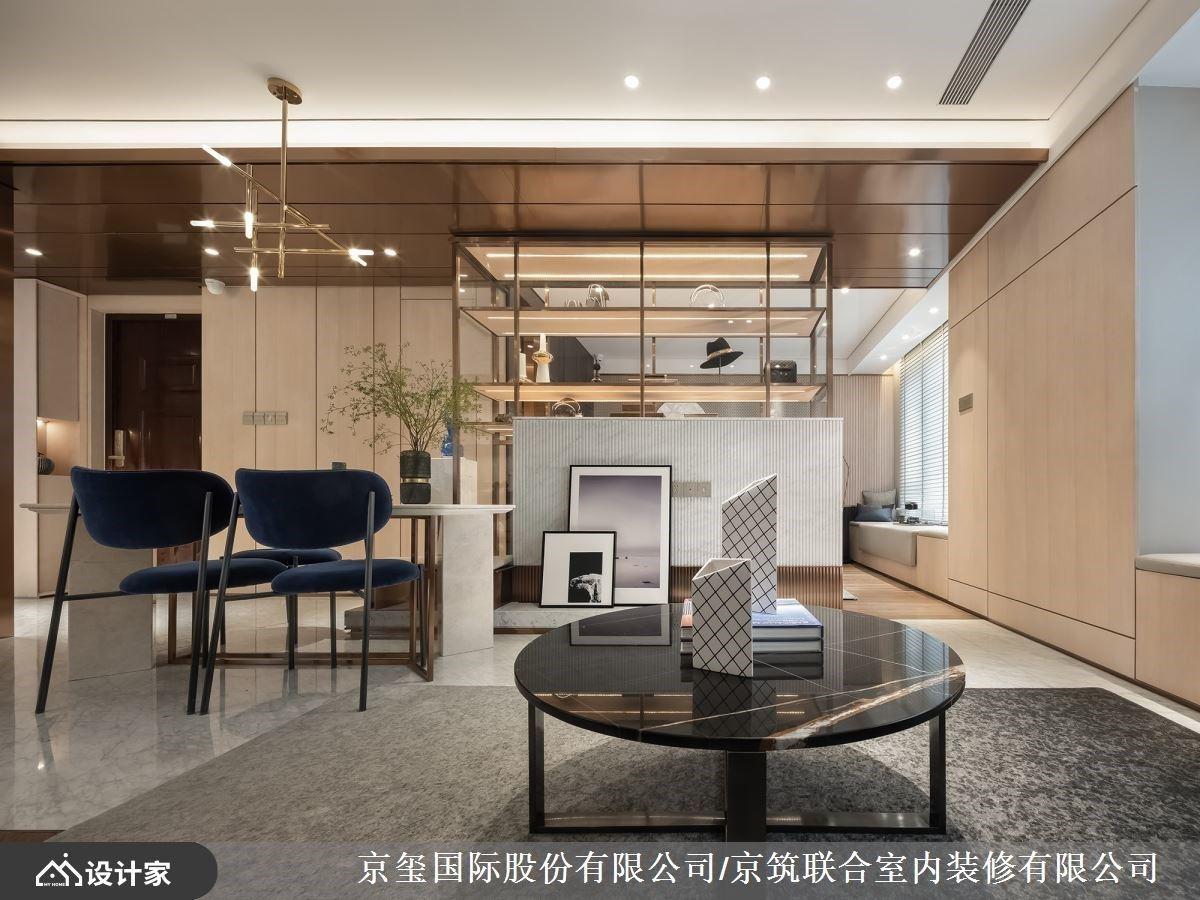 绝美豪宅设计,近乎美术馆等级的三代同堂华邸