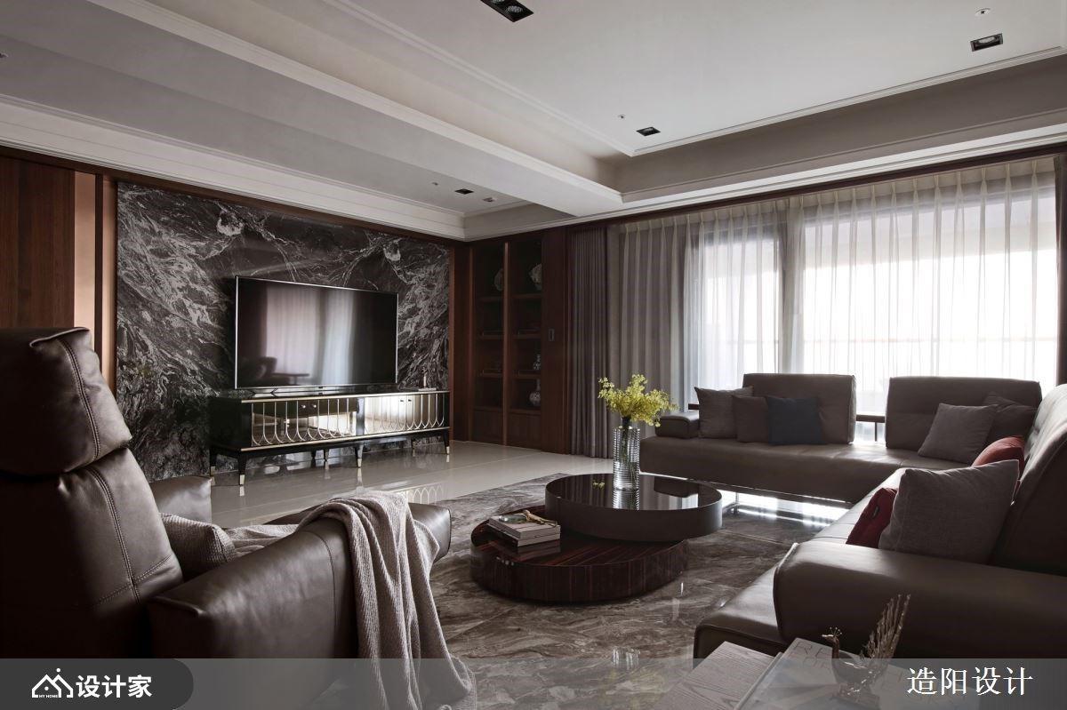 创造阳光的退休宅!新中式风豪宅接纳满城景观