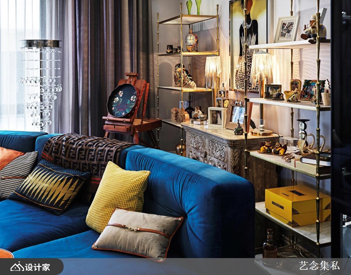 设计师的临海之家,20年老家具混搭出时尚新风格