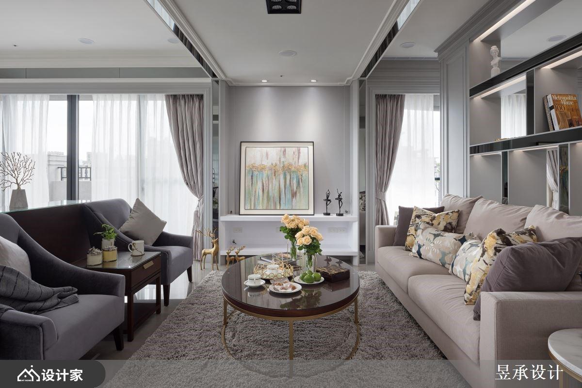 打造如度假酒店般优雅,实践一家四口美式风尚宅的梦想