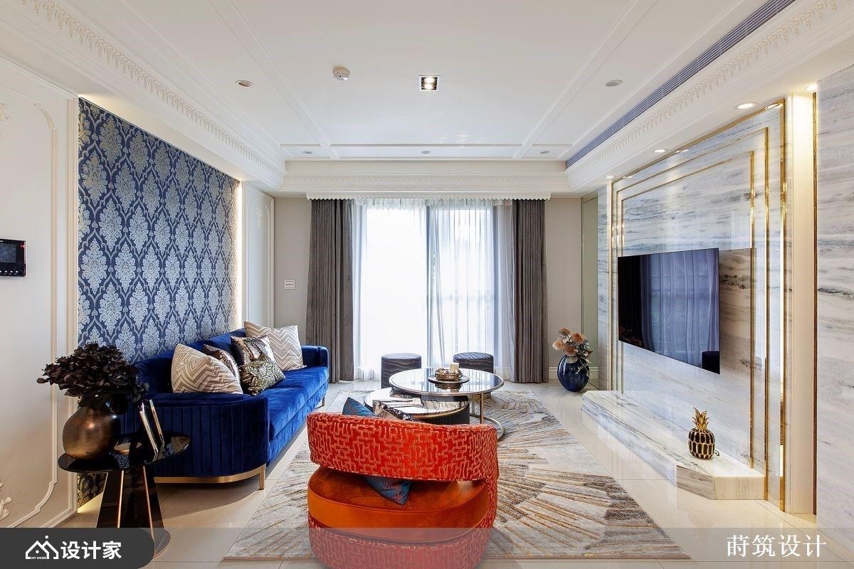 83平米也能变出欧式古典豪宅!不只格局变方正,还能拥有梦幻更衣间