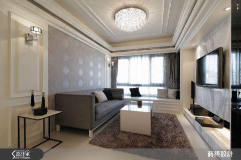 66平新古典居家,低调奢华的单身宅